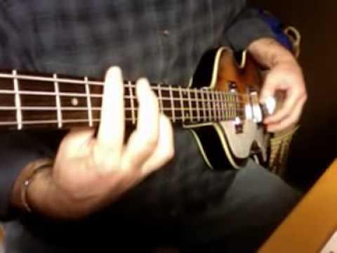 Wonderful Tonight - Solo Bass