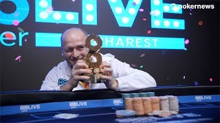 888poker Live in Bucharest Champion is Andrei Racolta