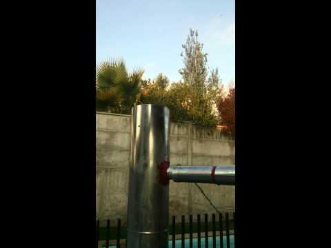 Ecofiltro en expole a 2009 doovi for Combustion lenta amesti