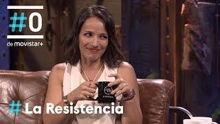 LA RESISTENCIA - Entrevista a Rebeca Haro | #LaResistencia 20.09.2018