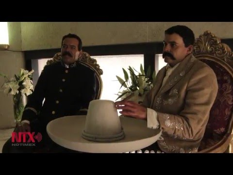 Pancho Villa and Emiliano Zapata together again in Mexico City