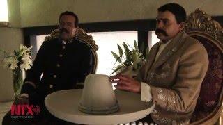 Pancho Villa and Emiliano Zapata together again in Mexico City