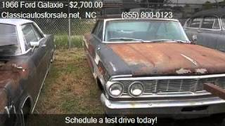 1966 Ford Galaxie  for sale in Nationwide, NC 27603 at Class #VNclassics