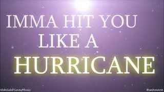 The Vamps- HURRICANE- Lyrics