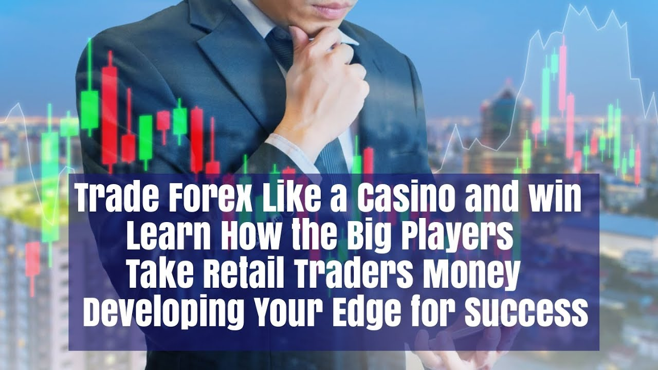 Forex big players