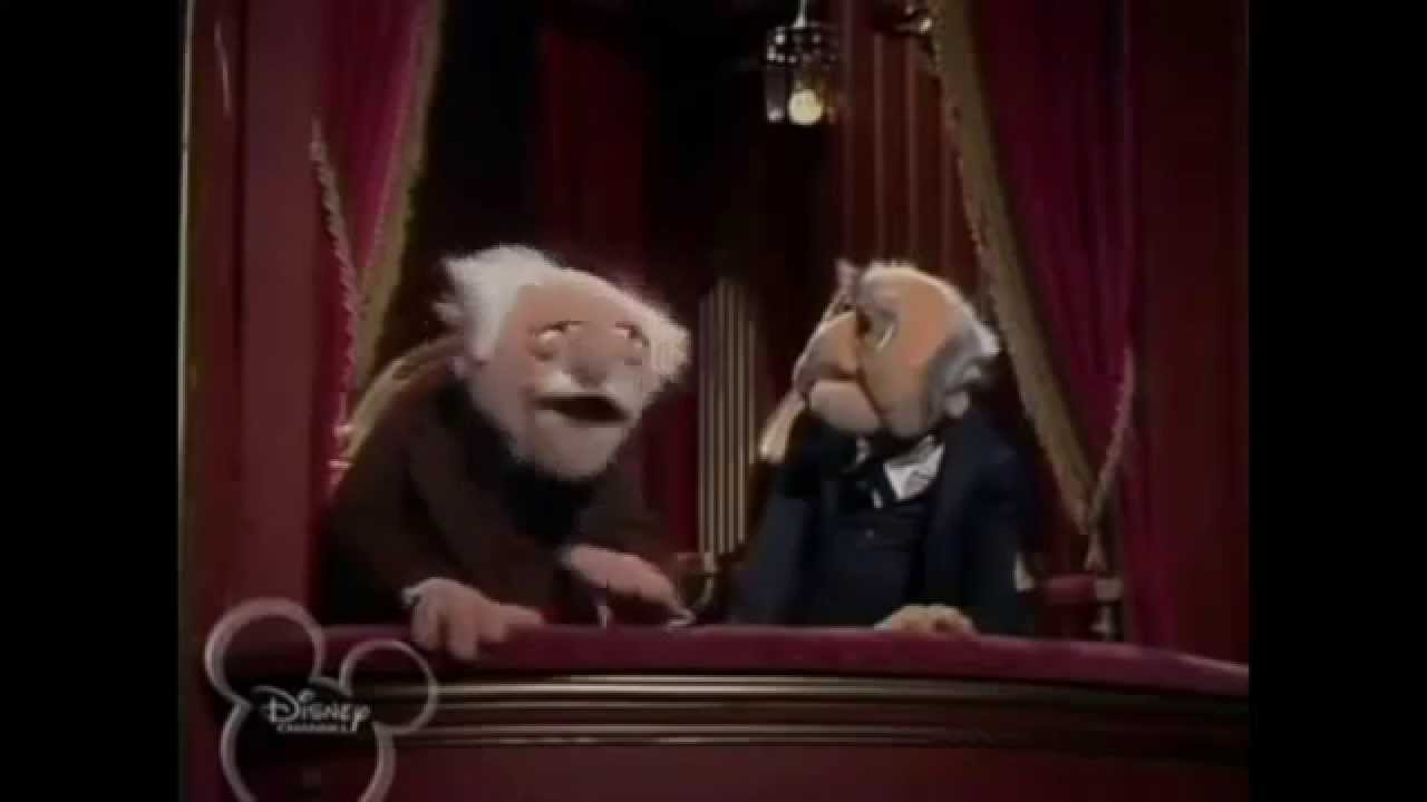 statler and waldorf classic compilation awesome youtube. Black Bedroom Furniture Sets. Home Design Ideas