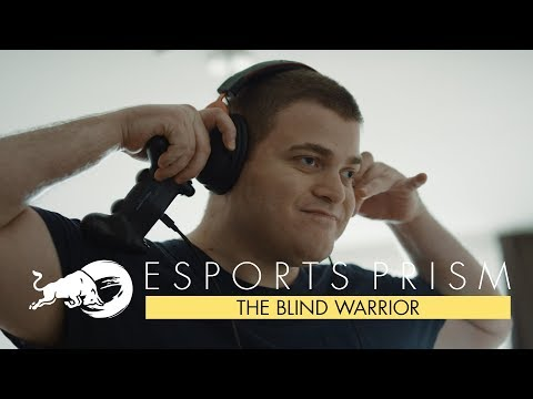 Sven The Blind Warrior  Esports PRISM