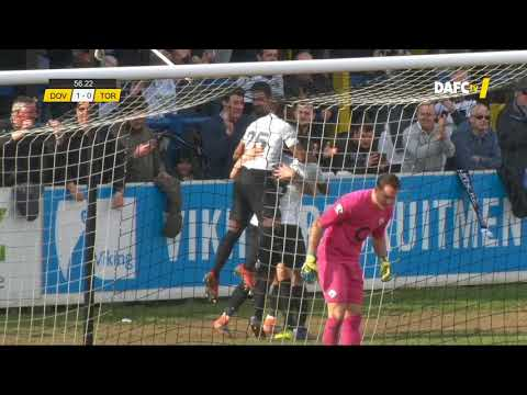 Highlights: Dover Athletic 1-0 Torquay United