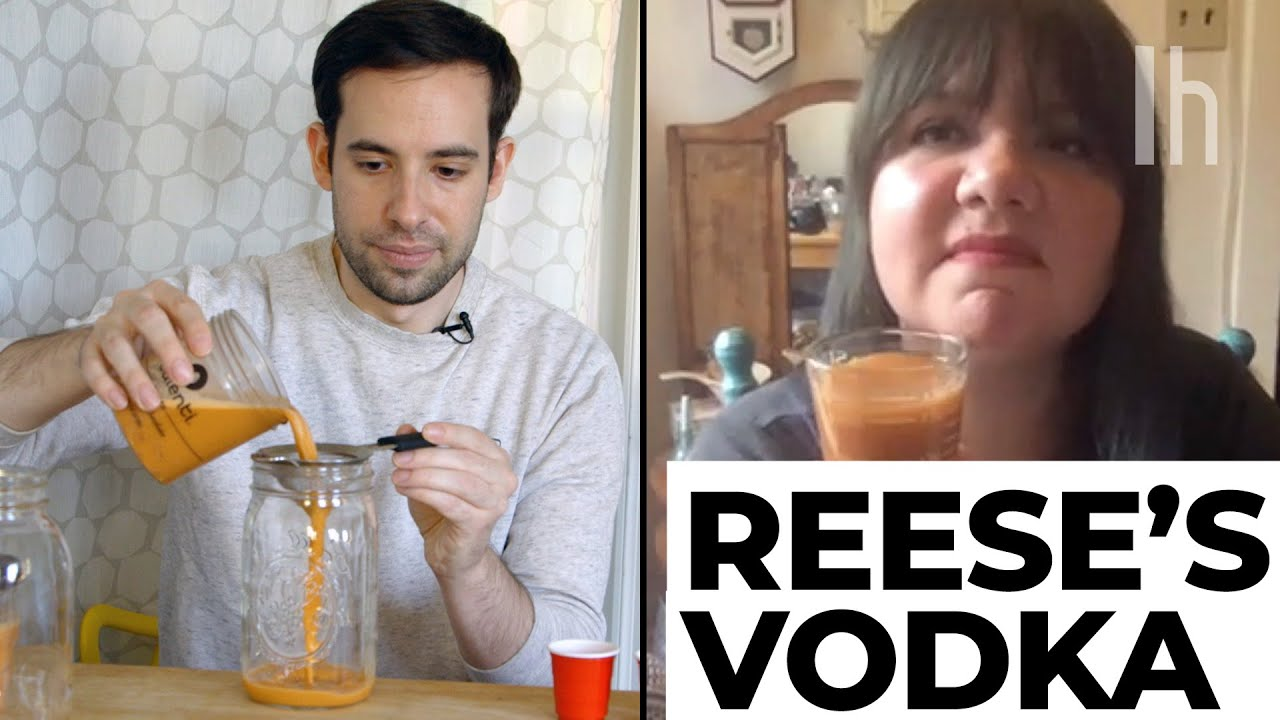 Should You Infuse Vodka With Reese's Pieces for a Peanut Butter Martini?  |  Hack or Wack