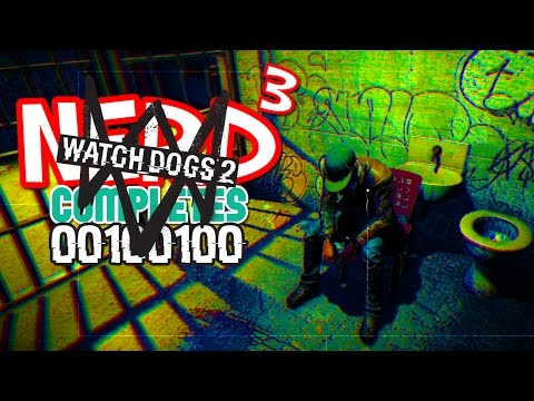 Nerd³ Completes... Watch Dogs 2 - 36 - The Fox