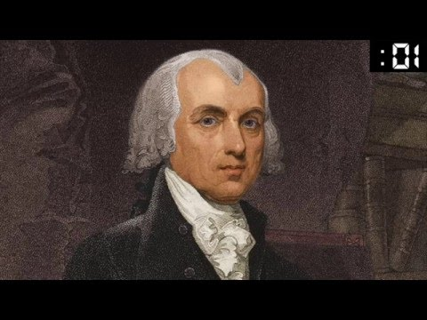 American Presidents: Life Portraits - James Madison from YouTube · Duration:  4 minutes 30 seconds
