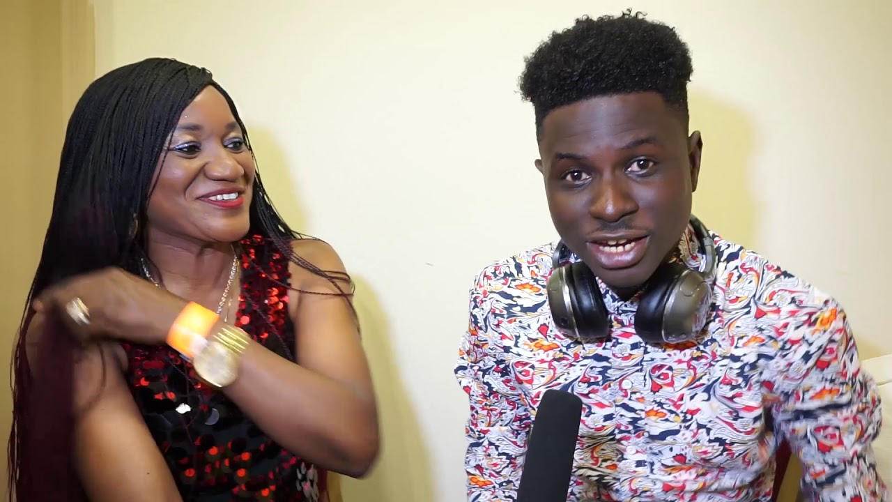 Africa Alive Interviews Kenny Blaq at Okey Bakassi Live In London