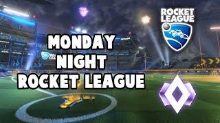 MONDAY NIGHT RL!!! | Rocket League PC | SUBSCRIBE & LIKE!!!