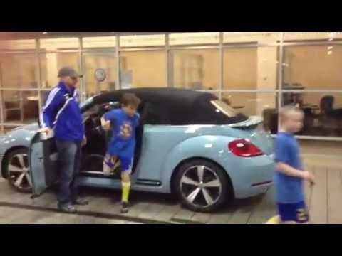 VW service soccer