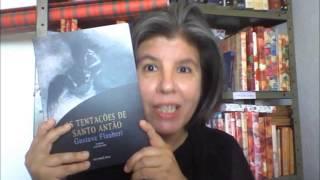 As Tentações de Santo Antão, Gustave Flaubert