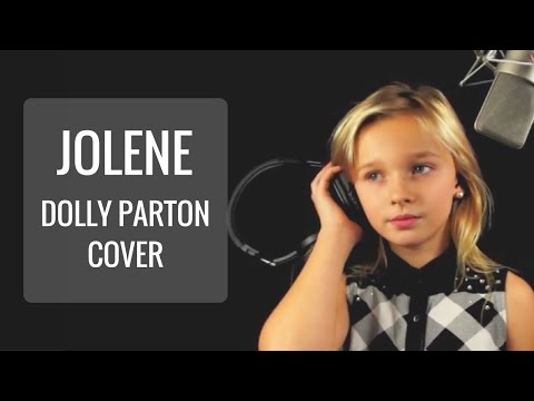Jolene Dolly Parton   10 Year Old Jadyn Rylee  Kidz Sparkle