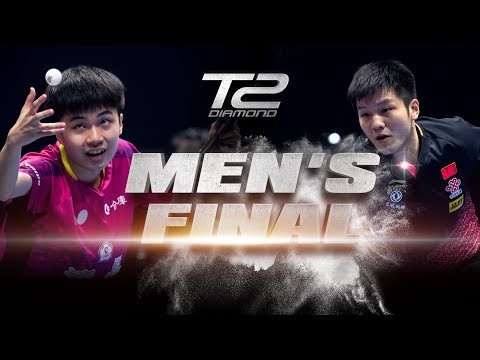 Fan Zhendong vs Lin Jun-Ju | T2 Diamond Malaysia (Final)