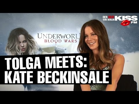Interview KATE BECKINSALE: fruit penises, 'Underworld' and nasty massages
