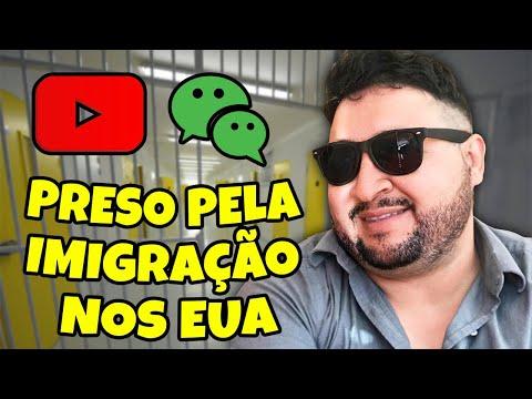 BRASILEIRO FOI PRESO