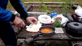 Завтрак в лесу/Breakfast in the woods