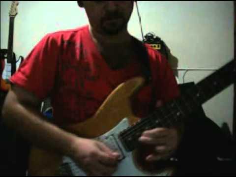 Love Thing (Joe Satriani) - Cristian Osovnikar