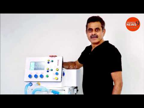 Former MP Konda Visweshwar Reddy develops NextGen ventilator