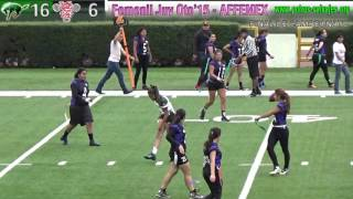 Femenil Juv Oto 2015, Final - Potros Salvajes UAEM vs Dragonas IPN