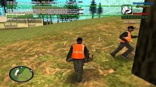 Grand Theft Auto San Andreas Multiplayer (Diamond Role Play l Onyx ) #1