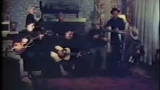 Roger Crandall & The Barn Dance Boys 1951 - Bonaparte