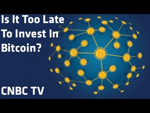 """""""Is It Too Late To Invest In Bitcoin ?"""" - CNBC TV"""