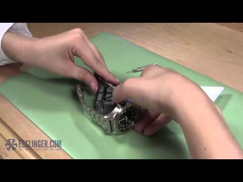 how-to-remove-watch-band-pins-cotter-&-friction