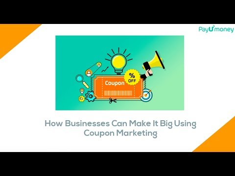 How Businesses Can Make It Big Using Coupon Marketing