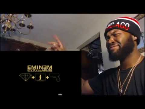 Eminem  Syllables ft Dr Dre, Jay Z, 50 Cent, Stat Quo, Cashis  REACTION