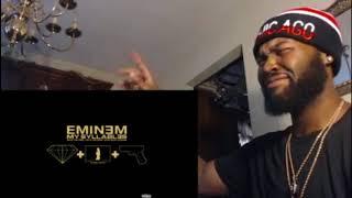 Eminem - Syllables ft. Dr. Dre, Jay Z, 50 Cent, Stat Quo, Cashis - REACTION