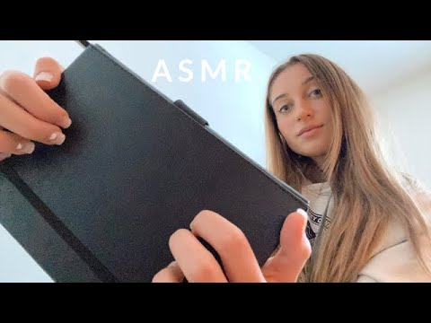 ASMR Gentle And Slow Tapping