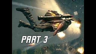 JUST CAUSE 4 Walkthrough Gameplay Part 3 - Warship (JC4 Let