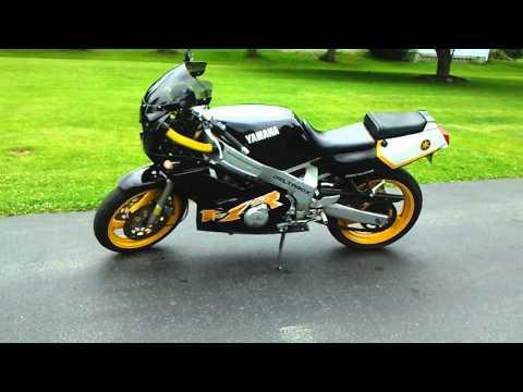 1997 Yamaha FZR600