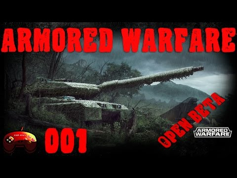 Armored Warfare #001
