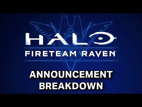 Halo: Fireteam Raven - Announcement Breakdown