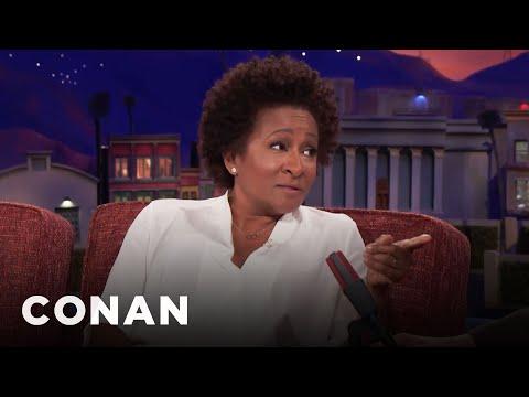 Wanda Sykes' Hawaiian Friend Slept Through The False Missile Alert - CONAN  on TBS