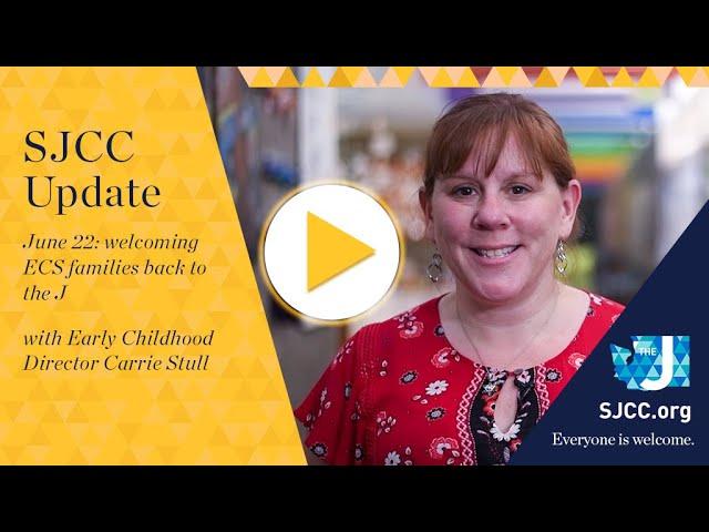 SJCCtv: Welcome Back to ECS