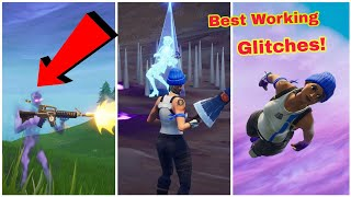 All Best Working Glitches In Fortnite (Top 5) Fortnite Glitches Season 6 Ps4/Xbox one 2018