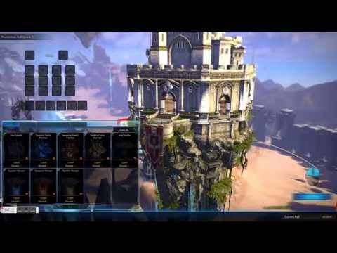 TERA Guild Castle First Look
