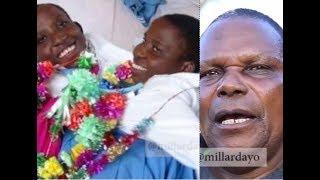 Baba ..... 'Baba njoo utuone kabla hatujafa' Maria na Consolata