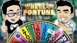 Wheel of Fortune Multiplayer   STUPID & ILLITERATE (Nintendo Switch)