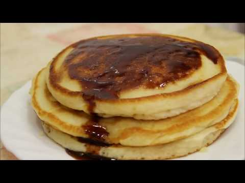 Receta Pancakes Aunt Jemima (Muy Fácil)