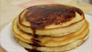 Receta Pancakes Aunt Jemima