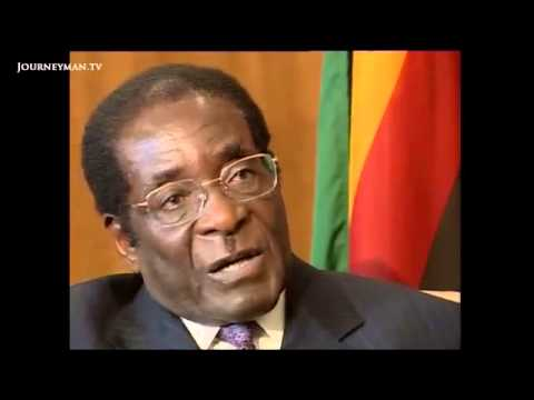 The conspiracy to assassinate Robert Mugabe.