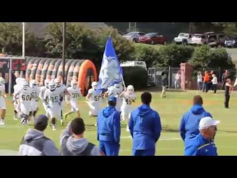20161022 Limestone College Football @ Tusculum: PreGame