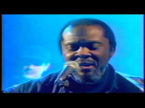 "Terry Callier : ""Lazarus man"" live 20.3.1998"